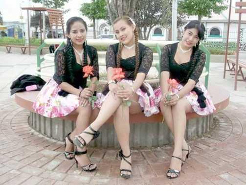 cholitas bolivianas queridas