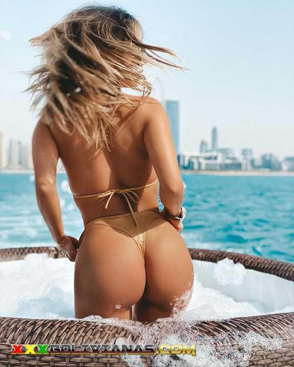 Stephanie Herela Bikini