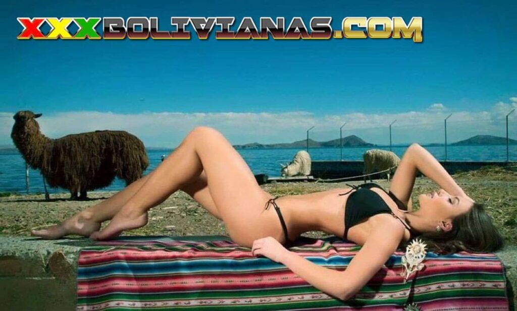 Claudia Arce sexy